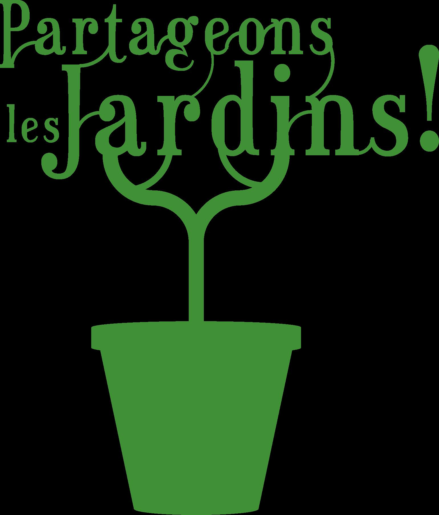 PARTAGEONS LES JARDINS